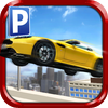Roof Jumping Stunt Driving Parking Simulator - Real Car Racing Test Sim Run Race Games - Play With Friends Games
