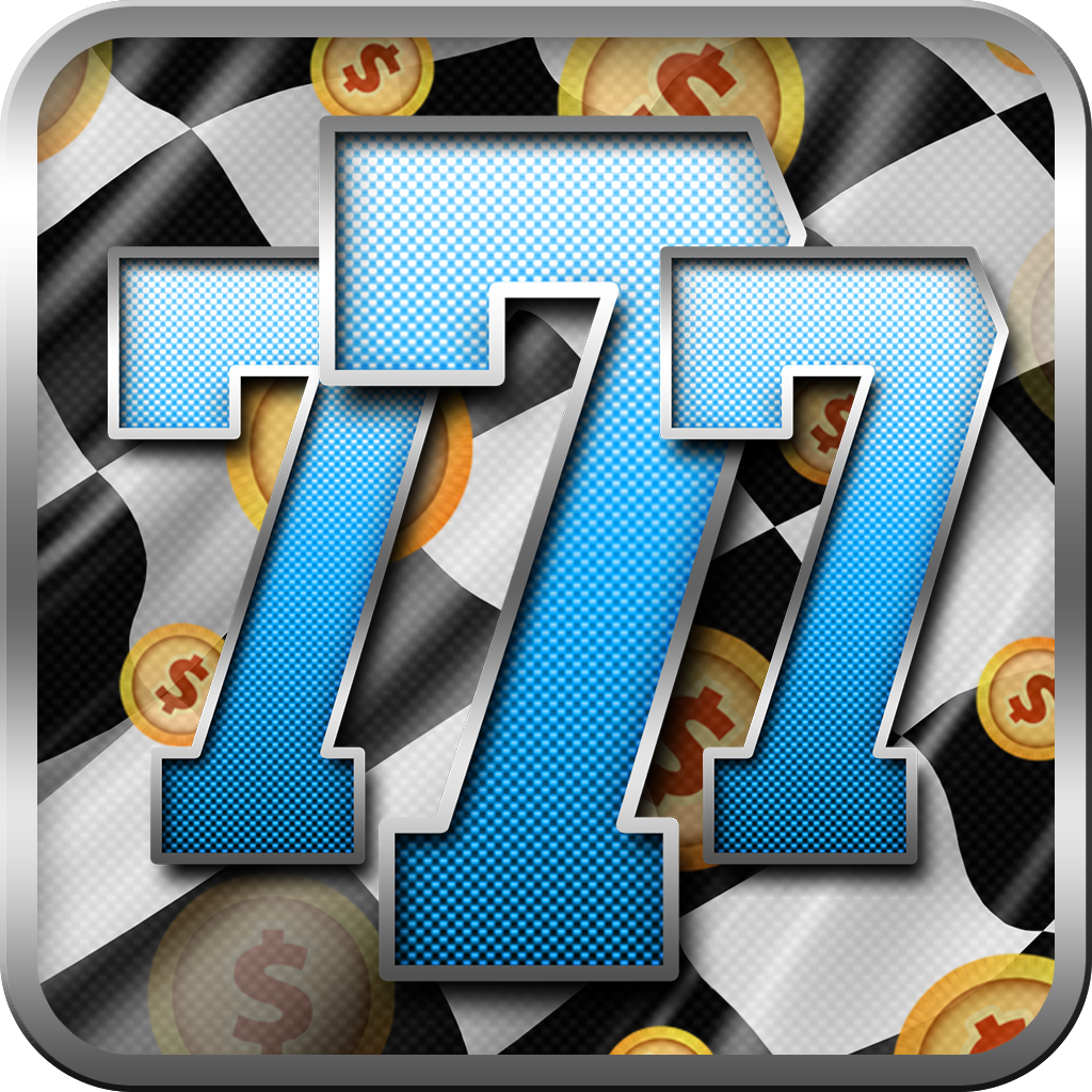 Sports Car 777 Mega Vegas Slot Machine - Spin and Win the Grand Jackpot Lottery Prize